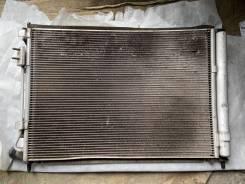 Радиатор охлаждения Hyundai Solaris