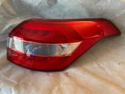 Фонарь задний правый наружный Hyundai Creta
