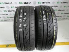 Bridgestone Potenza RE002 Adrenalin. летние, 2015 год, б/у, износ до 5%