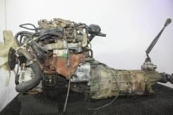 Двигатель Toyota 5K карбюраторный с МКПП и навесным в сборе