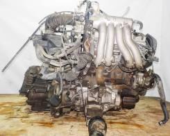 Двигатель Toyota 5S-FE с АКПП 4ВД и навесным SXV25