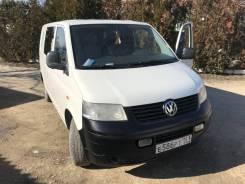 Volkswagen Transporter. Продается T5 2007, 6 мест