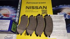 Колодки передние на Nissan SN853P Sumitomo(Advics)PF2359 Япония