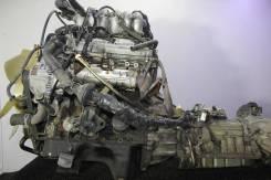 Двигатель Toyota 5VZ-FE с АКПП 4ВД и навесным
