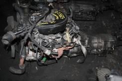 Двигатель Toyota 7K карбюраторный с МКПП и навесным