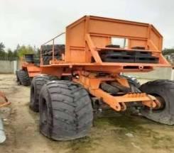 Вездеходные транспортные системы ПрП-8Т1. В Новом Уренгое Прицеп для снегоболотохода «ПрП-8Т1», заводской номер
