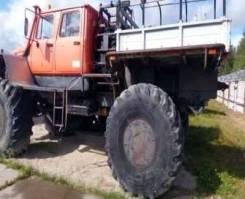 Вездеходные транспортные системы Харп. В Новом Уренгое Снегоболотоход Харп