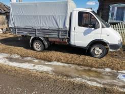 ГАЗ 330210. ГАЗ ГАЗель, 2 400куб. см., 1 500кг., 4x2