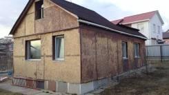 Продам дом на Золоторях. Улица Южная 5, р-н Золотори, площадь дома 75,0кв.м., скважина, электричество 12 кВт, отопление твердотопливное, от частного...