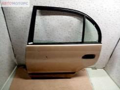 Дверь задняя левая Toyota Carina E 1993, Седан