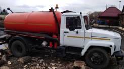 САЗ. Продам вакуумную машину на базе ГАЗ 39014-10, 4 250куб. см.
