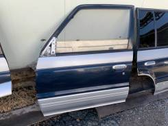 Дверь левая передняя Mitsubishi Pajero V43W, 6G72