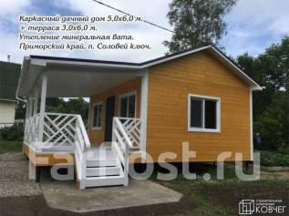 Каркасники. Дома по каркасно-щитовой технологии. Цена от 12 т. руб. м2