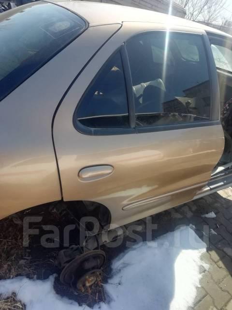 Дверь задняя правая голая Toyota cavalier T2 tjg00 в Хабаровске