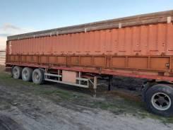 Bodex. Прицеп новая резина и запаска зерновоз, 25 000кг.