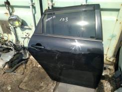 Дверь задняя правая-2005г Toyota Caldina AZT241 1Azfse