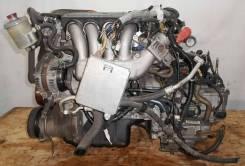 Двигатель Honda K20B с вариатором MZXA и навесным на Honda Stream RN5