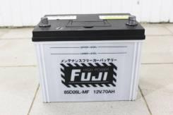 Аккумулятор 70 А. ч. FUJI 85D26L-MF. 70А.ч., Обратная (левое), производство Корея