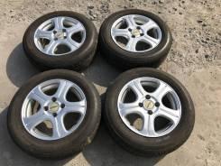 175/65 R14 Bridgestone Nextry литые диски 4х100 (L31-1414)