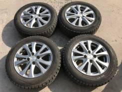 175/65 R14 Dunlop WinterMaxx WM01 литые диски 4х100 (L31-1417)