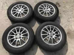 185/65 R14 Dunlop EC203 литые диски 4х100 (L31-1426)