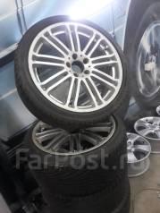 """Продам оригинальный комплект колес Mercedes Benz W221 R19. 8.5/9.5x19"""" 5x112.00 ET-44/-44"""