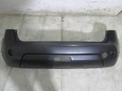 Бампер задний Nissan Qashqai, J10, J10E 2005 - 2013 Оригинал, Новый