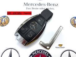 Ключ зажигания Mercedes (433.92 Mhz) в сборе 2005-2012 год 2701A-DC07