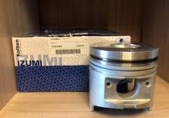 Поршни Isuzu ELF 4HG1/ 4HG1-T Alfin + OG Izumi Original ( комплект 4шт. ) Izumi