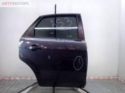 Дверь задняя правая Ford Focus 2 2008 (Хетчбэк 5дв)
