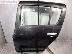 Дверь задняя левая Dacia Sandero 2011 (Хетчбэк 5дв. )