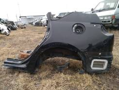Крыло заднее левое-2004г Toyota Caldina ZZT241 1ZZFE