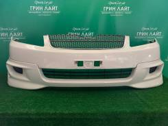 Передний бампер 3 мод Corolla / Fielder NZE124, 2005г оригинал в сборе