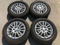 195/65 R15 Bridgestone IcePartner литые диски 5х114.3 (L31-1526)