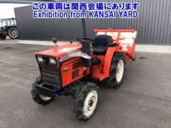 Hinomoto C174. Японский мини-трактор , 17 л.с., В рассрочку