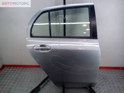 Дверь задняя правая Toyota Yaris 2 2007 (Хетчбэк 5дв)