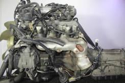 Двигатель Mazda JE-E с АКПП и навесным на Efini MPV LVEW