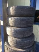 4 колеса на штампах 175/70/13 Кама-205 на ВАЗы, в хорошем состоянии.
