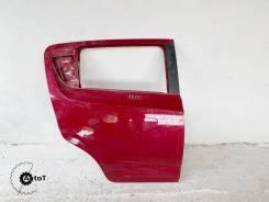 Дверь задняя правая Chevrolet Aveo T300 (2011 - 2015) оригинал