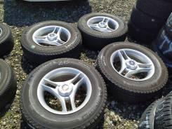 Продам комплект колес ( 215-Л ) на японском литье