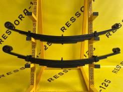 Новые рессоры перед Mitsubishi Fuso 8t, Фусо 8 тон, 7 листов