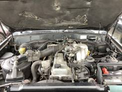 Двигатель контрактный 1FZFE на Toyota Land Cruiser 80