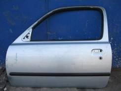 Дверь боковая передняя левая купе Nissan March, AK11, HK11, K11