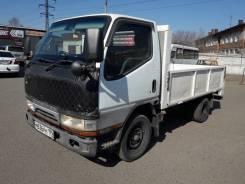 Mitsubishi Fuso Canter. 1998 гв, объём 2800, 4М40, 2000 кг, 2 800куб. см., 2 000кг., 4x2