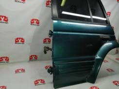 Дверь задняя левая Mitsubishi Pajero V45 6G74