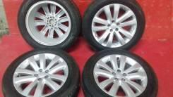 Комплект колес Subaru Forester 225 / 55 R 17 ( Лето )