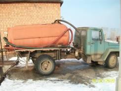 ГАЗ 3307. Продам ассенизатора