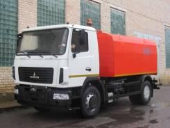 МАЗ 5340В2-425. Каналопромывочная машина КО-564-30 на базе МАЗ 5340С2 (ЯМЗ+ZF), 4 450куб. см.