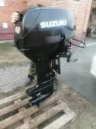 Suzuki. 40,00л.с., 2-тактный, бензиновый, нога S (381 мм), 2013 год