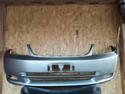 Бампер передний контрактный NZE121 Toyota Corolla 1NZ-FE